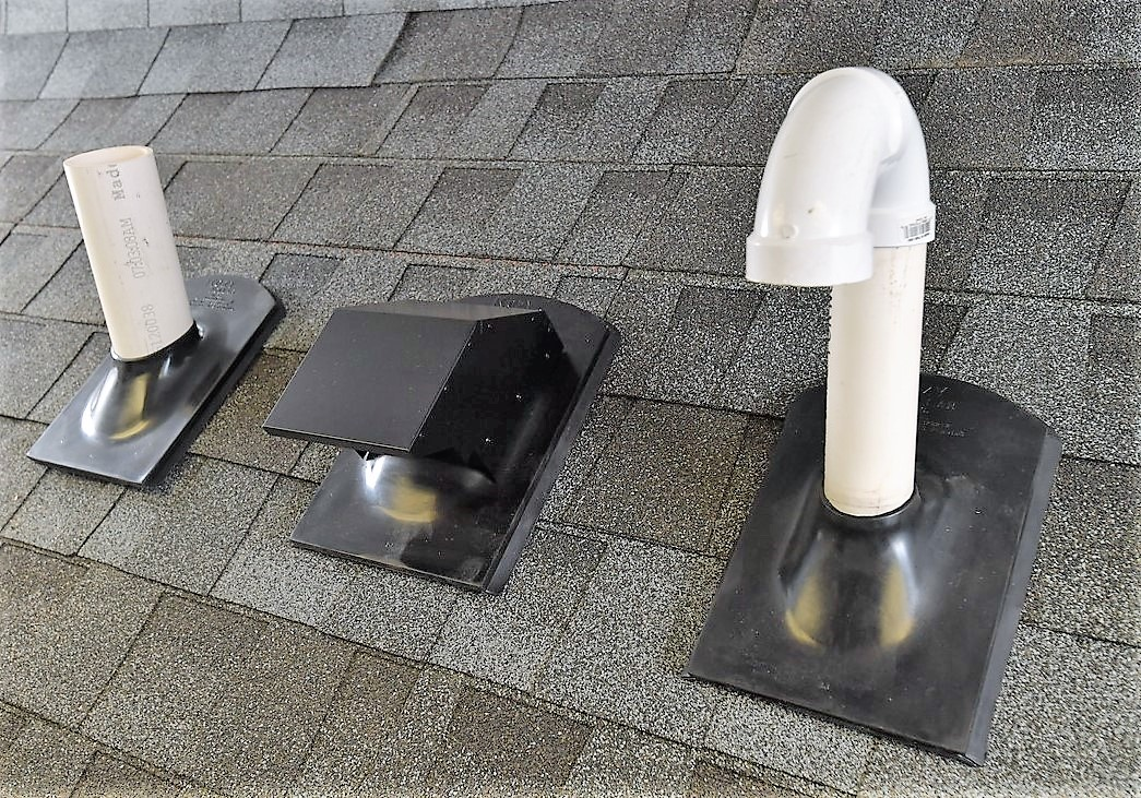 bathroom vent solution